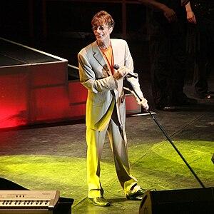 Robin Gibb in concert 2009 Mai Leipzig Deutsch...