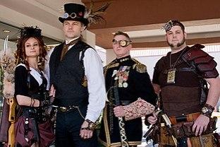 Spotlight Program Diy Steampunk Costume Pieces Central