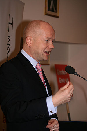 William Hague, MP