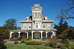 Cylburn Mansion Front.JPG