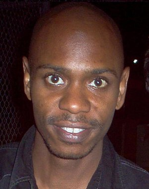 Dave Chappelle signing autographs in Cleveland...