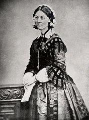 Florence Nightingale three quarter length