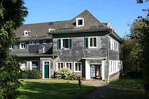 Deutsch: Fritz Perls Institut, Wefelsen 5 in H...