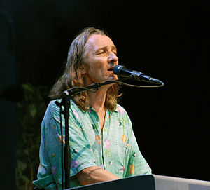 English: Roger Hodgson live at Hamar Music Fes...