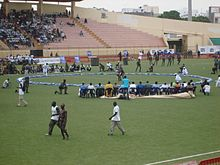 Senegalese wrestling