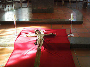 Röm.-kath. Pfarrkirche St. Martin in Tannheim....