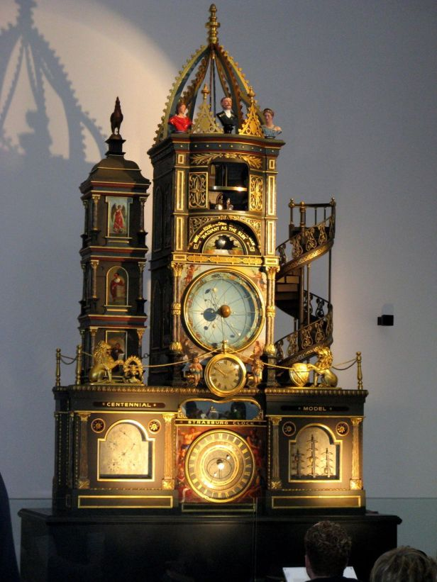 Strasbourg Astronomical Clock (museum replica)