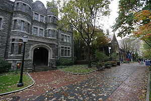 The Castle at the University of Pennsylvania