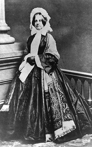English: Abigail Fillmore.