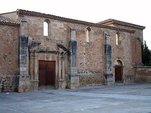 English: Antiguo Convento de los Mercedarios, ...