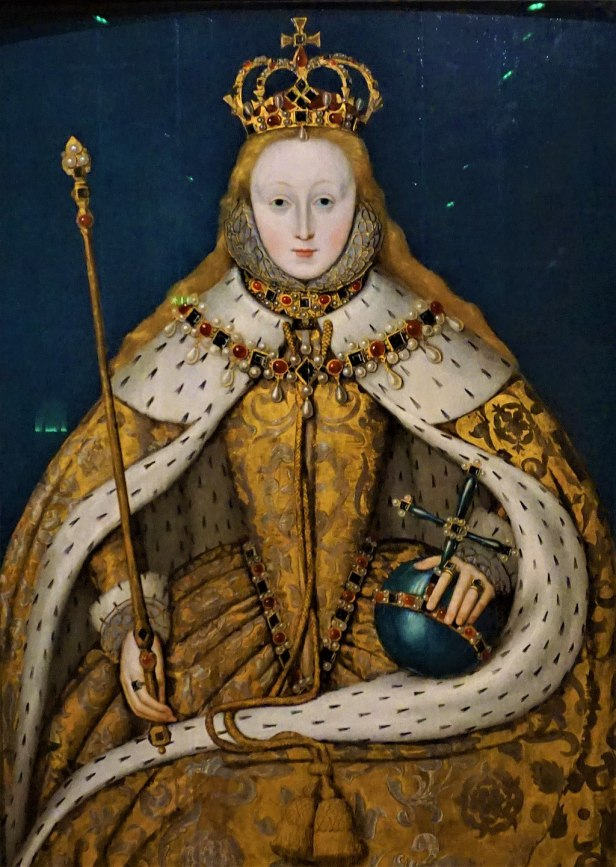 Elizabeth I of England - Joy of Museums - National Portrait Gallery, London - 2