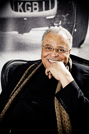 James Earl Jones in 2010.