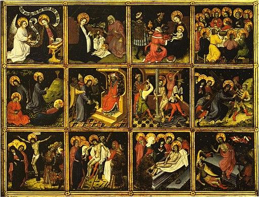 Kölner Maler um 1450-1460 001