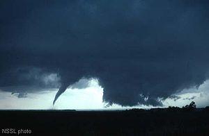 Lakeview Texas Tornado