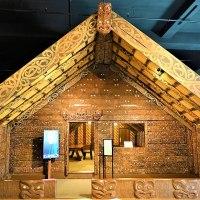 Maori Meeting House, Ruatepupuke II
