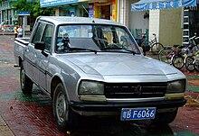 Peugeot 504 Truck China
