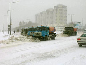 Aktay City Kazakistan