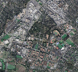 Stanford University 122.16800W 37