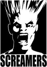 The Screamers logo