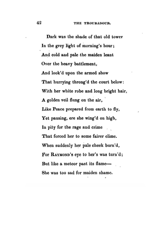 Page Troubadour 46