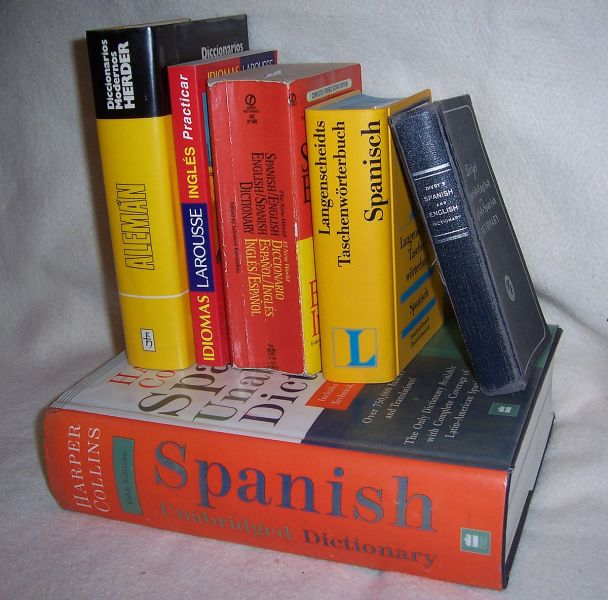Bilingual dictionary   Wikipedia