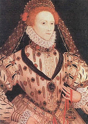 Elizabeth I of England, unknown artist