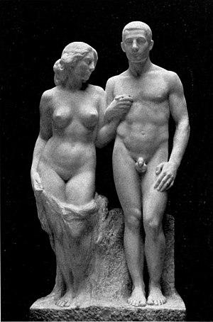 Ernst Wenck - Deux humains