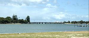 Mandurah, Western Australia - Peel Inlet and o...