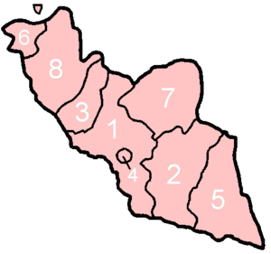Subdivisions of Nakhchivan.