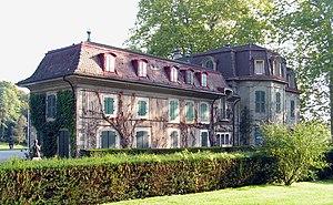 Chemin de l'Impératrice 18, Pregny-Chambésy. M...