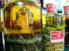 蛇酒とは - goo Wikipedia (ウィキペディア)