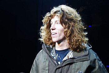 English: Shaun White