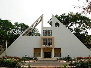 Takshashila Academic Complex in IIT Kharagpur