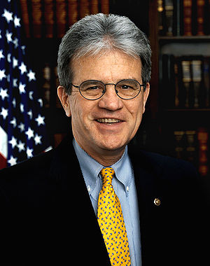 Official portrait of Tom Coburn, U.S. Senator.