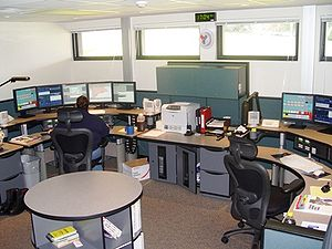 911 Emergency dispatch centers (Police)