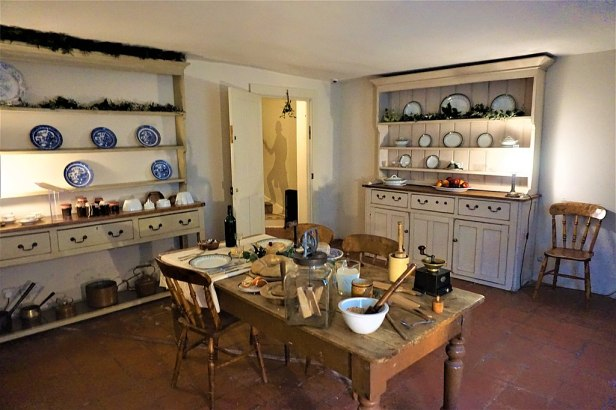 Charles Dickens Kitchen - Joy of Museums
