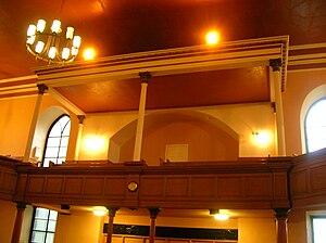 The Eglinton Loft, Kilwinning Abbey church, No...