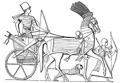 Egyptian-Chariot
