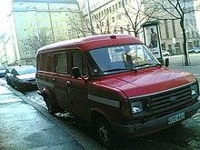 Ford Transit Mk2 (Mk3 Germany)