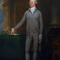"""""""Alexander Hamilton"""" by John Trumbull"""