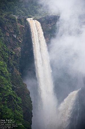 English: Jog Falls, Karnataka. India