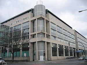 Deutsch: Das Landeskriminalamt Berlin in Tempelhof
