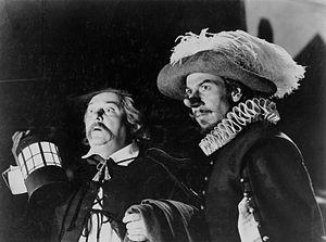 English: Lloyd Corrigan (left) & José Ferrer i...