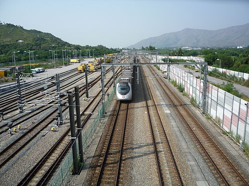 MTR West Rail Line Pat Heung Section