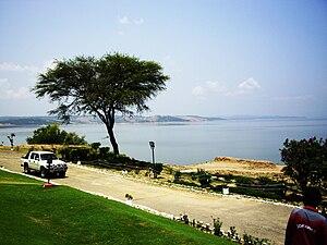 English: Mangla Dam