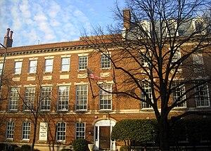 English: National Museum of American Jewish Mi...