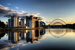 Gateshead Goose lives in Gateshead and will tr...