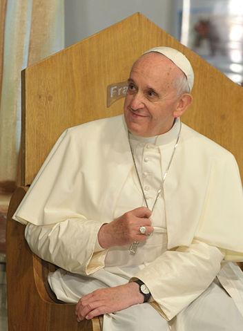 Francis. Photo: Tomaz Silva