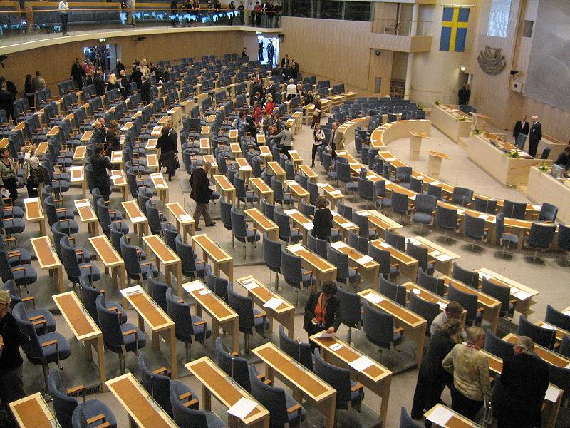 Ficheiro:Riksdag assembly hall 2006.jpg