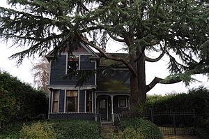 English: 6706 23rd NW, Ballard neighborhood, S...